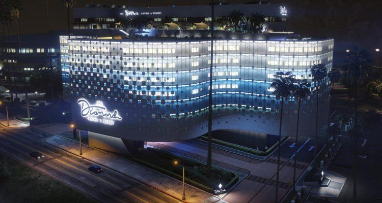 Подписчики Twitch Prime получат доступ к пентхаусу в новом казино-отеле в GTA Online
