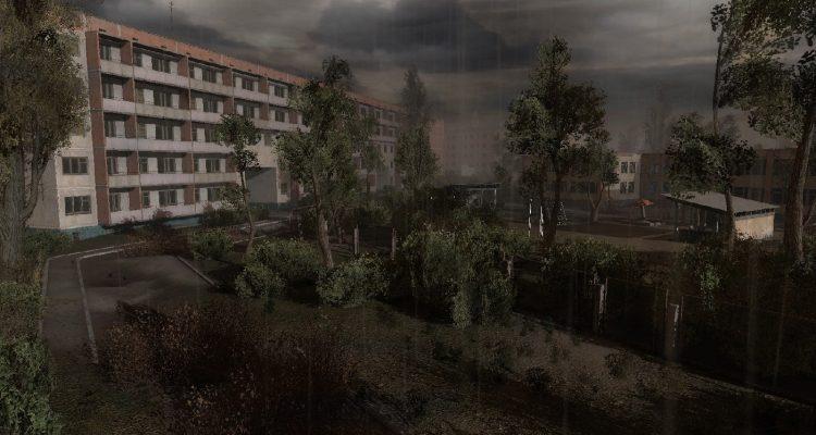 Представлен геймплей из Ray of Hope - сетевой модификации для STALKER