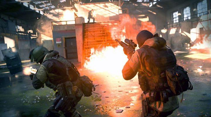 Представлен сетевой режим для Call of Duty: Modern Warfare