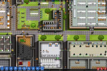 Prison Architect получил первое обновление от новых разработчиков