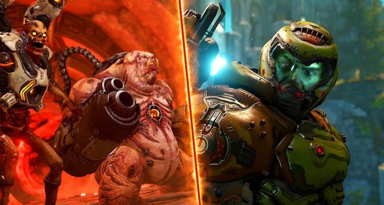 QuakeCon 2019: подробности о Battlemode в Doom Eternal