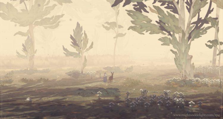Разработчики Shelter показали первые кадры новой онлайн RPG