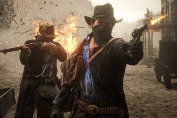 Red Dead Redemption 2 выйдет на ПК