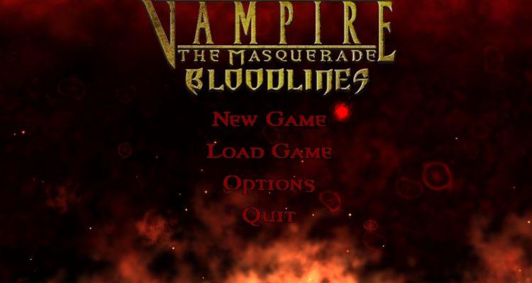 Релиз неофициального патча 10.3 к игре Vampire: The Masquerade – Bloodlines