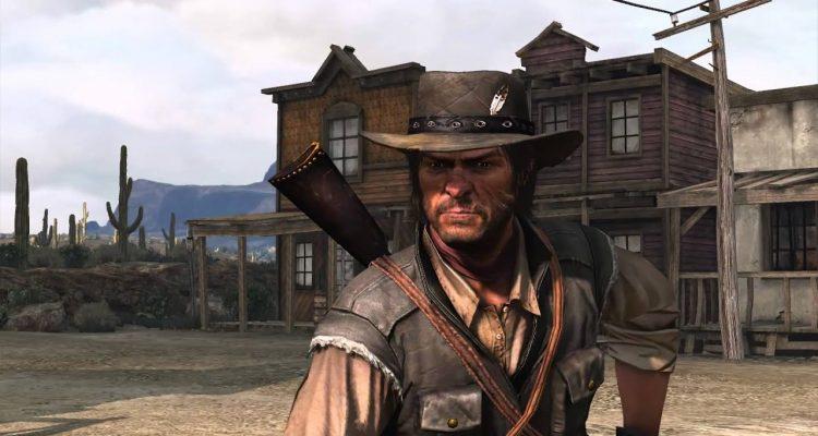 Ремейк Red Dead Redemption - очередная утечка информации