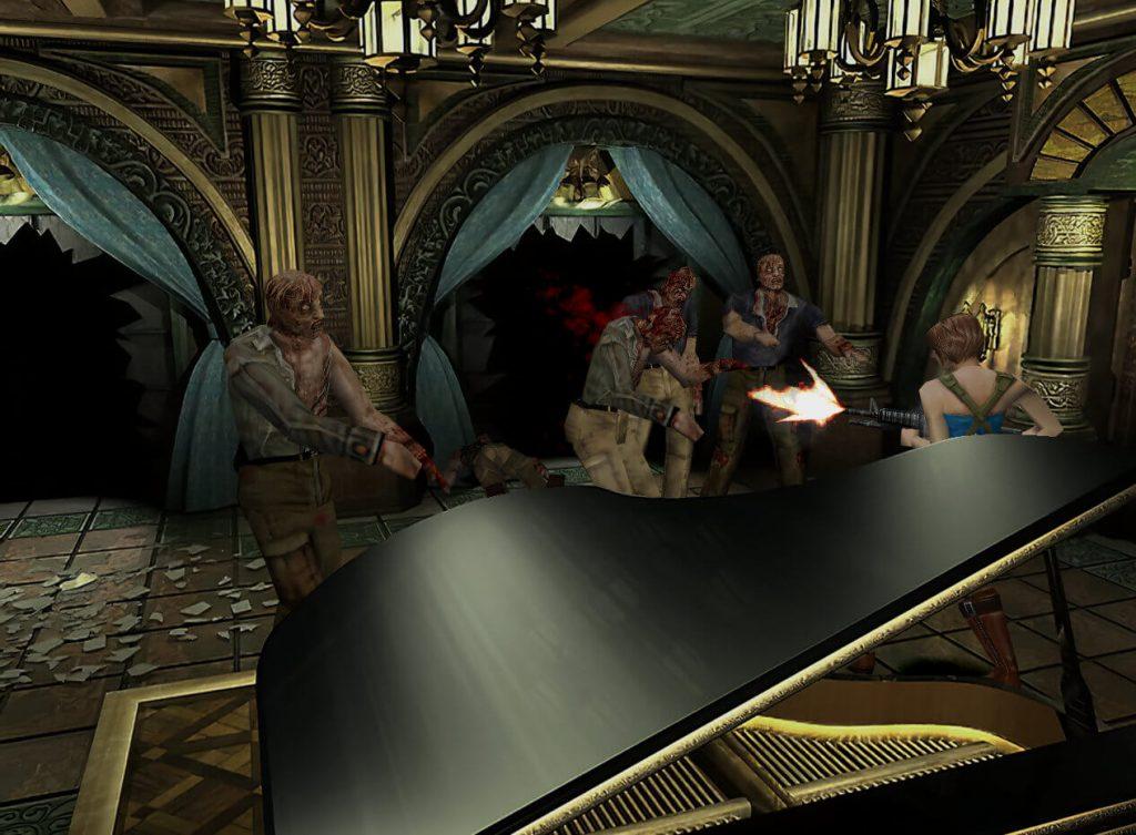 Впечатляющий новый HD-мод для Resident Evil 3