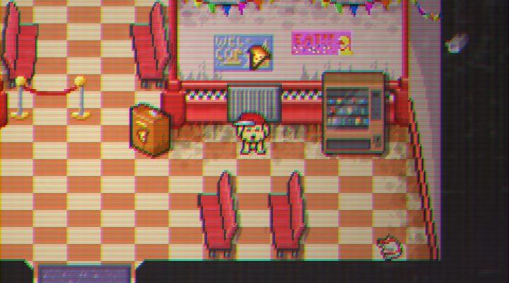 RPG про «методичное» нарезание пиццы — No Delivery