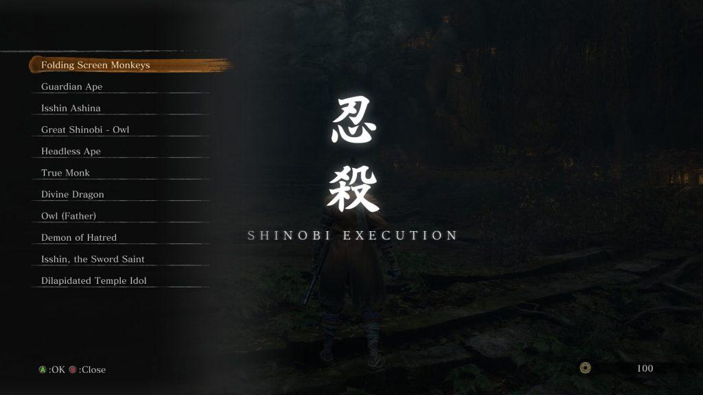 Мод для Sekiro позволяет сражаться исключительно с боссами