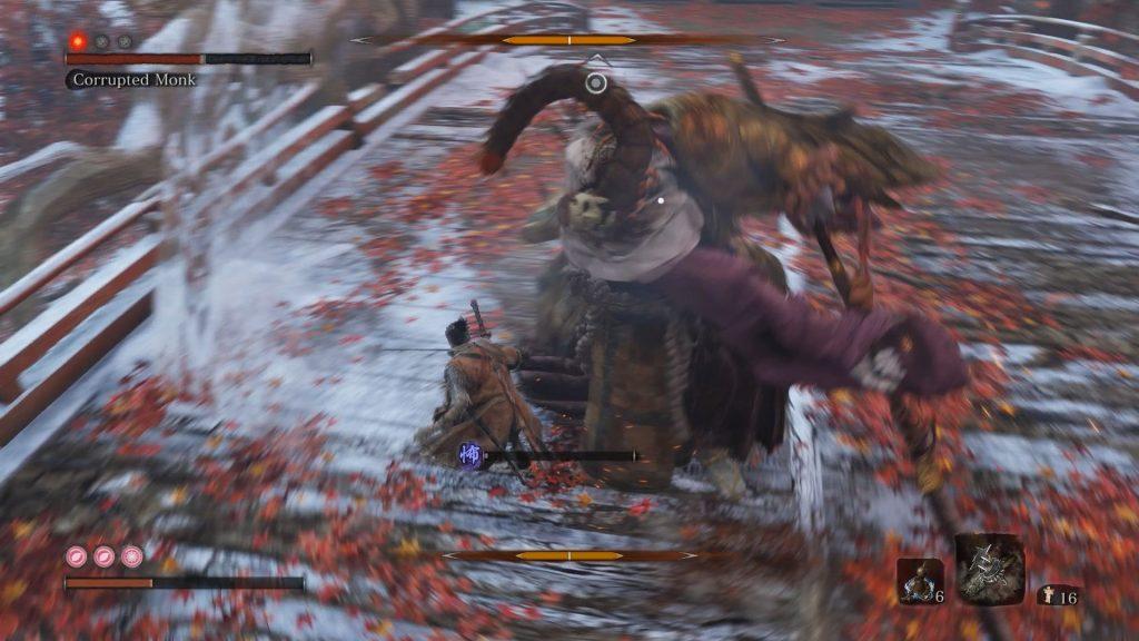 Сражения из игры Bloodborne перенесены в Sekiro: Shadows Die Twice новым модом
