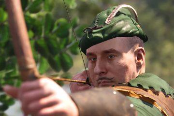 Система стрельбы в SCUM позволяет почувствовать себя настоящим Робин Гудом