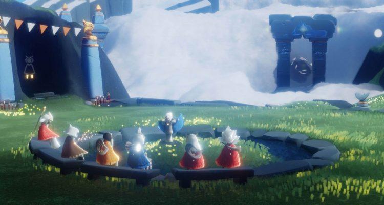 Sky: Children of the Light - новая игра от создателей Journey