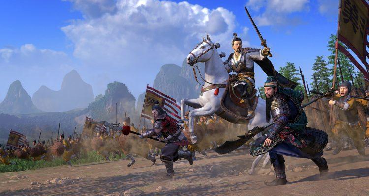 Следующий патч Total War: Three Kingdoms сосредоточен на семьях и столицах