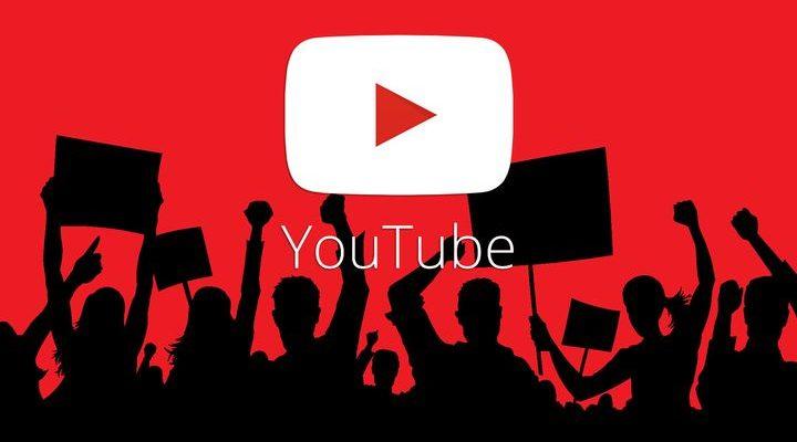 Сообщество YouTube-блогеров получило поддержку профсоюзов