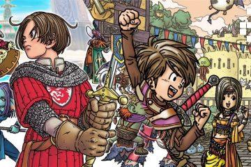 Создатели Dragon Quest IX выпустят ремейк для Nintendo Switch