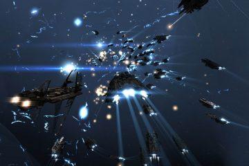 Создатели EVE Online готовятся к битве с участием 10 000 игроков