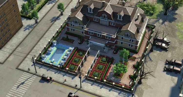 Создатели Tropico анонсировали Omerta: City of Gangsters 2