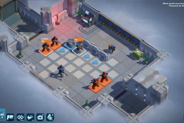 Spaceland - игра с небольшой долей sci-fi стратегии, по геймплею напоминающая XCOM