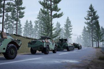 Squad получит редактор для моддинга и DLC с вооружением канадской армии
