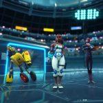 Steel Circus — бесплатный футуристический спорт-симулятор