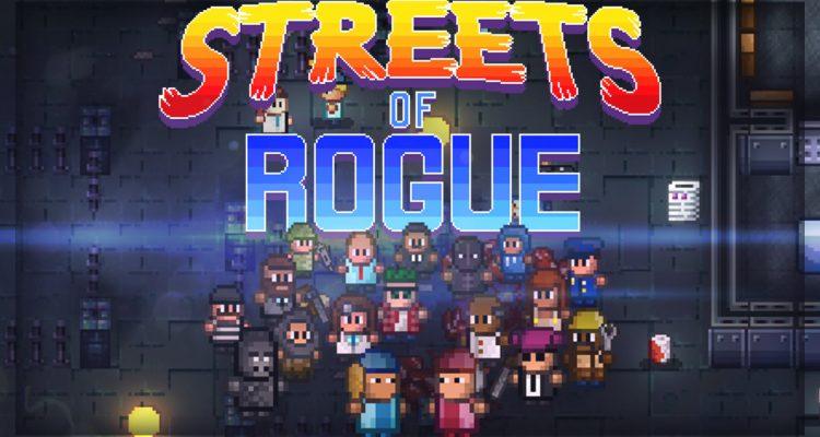 Streets of Rogue вышла из раннего доступа