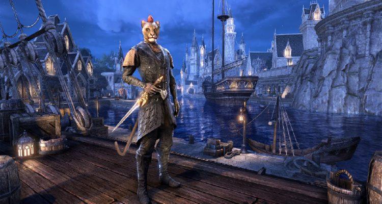The Elder Scrolls Online может получить функцию cross-play