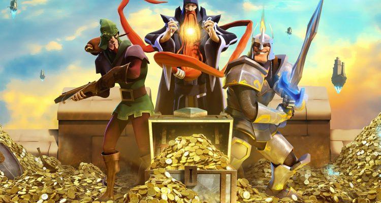 The Mighty Quest for Epic Loot дебютировал на мобильных устройствах
