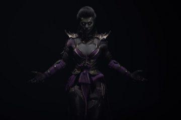 Тизер Синдел в Mortal Kombat 11