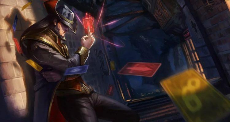 Twisted Fate - новый герой в Teamfight Tactics и другие нововведения