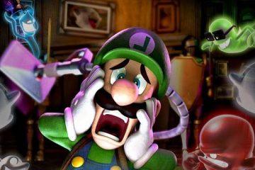 Утверждена дата выхода Luigi's Mansion 3