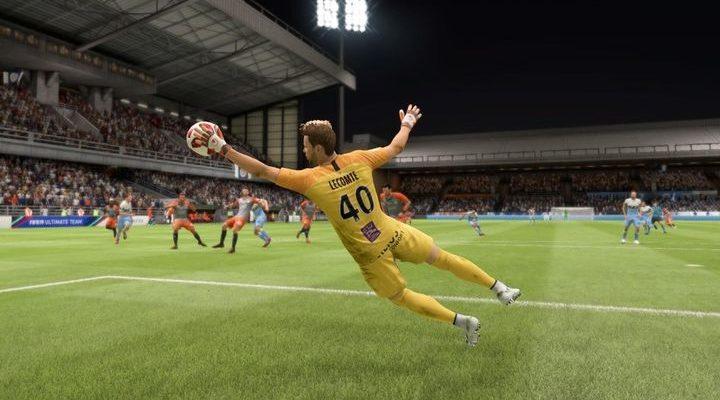 В FIFA 20 вратари получат несколько вариантов поведения