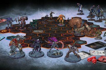 В коллекционное издание Darksiders Genesis войдёт настольная игра по вселенной Darksiders