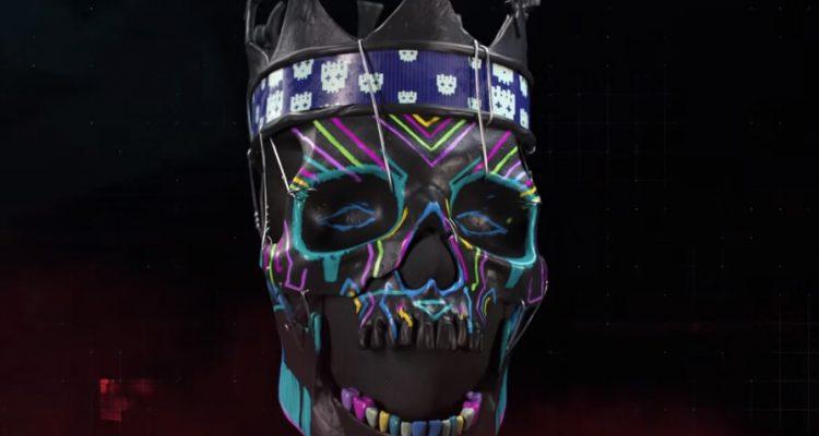 В коллекционное издание Watch Dogs Legion входит световая маска-череп