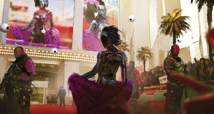 Вариативность прохождения в Cyberpunk 2077 будет зависеть от навыков персонажа