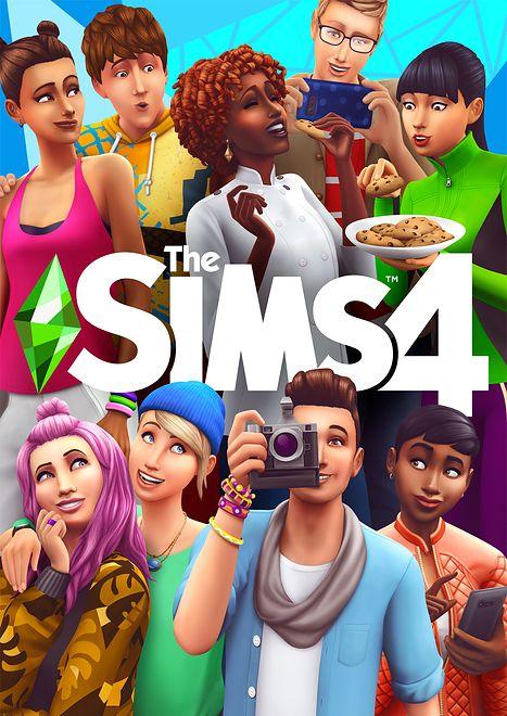 Впервые на обложке The Sims появилась пара LGBT
