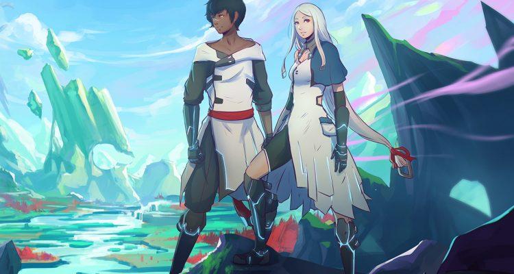 Вышел первый трейлер романтической RPG Haven от создателей Furi