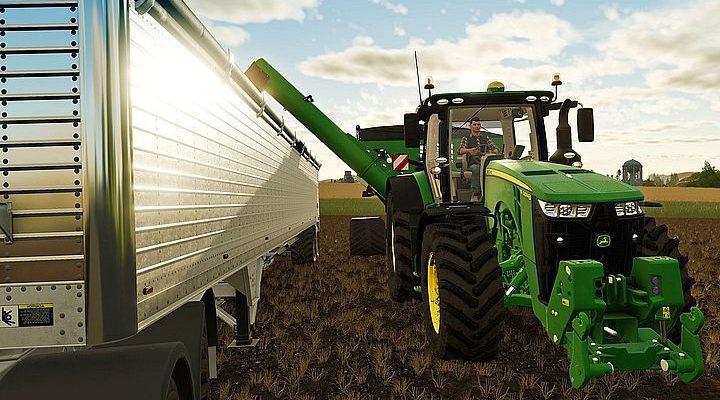 Вышла модификация Seasons 19 для Farming Simulator 19