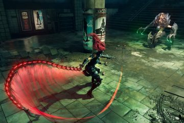 Вышло дополнение Keepers of the Void для Darksiders 3