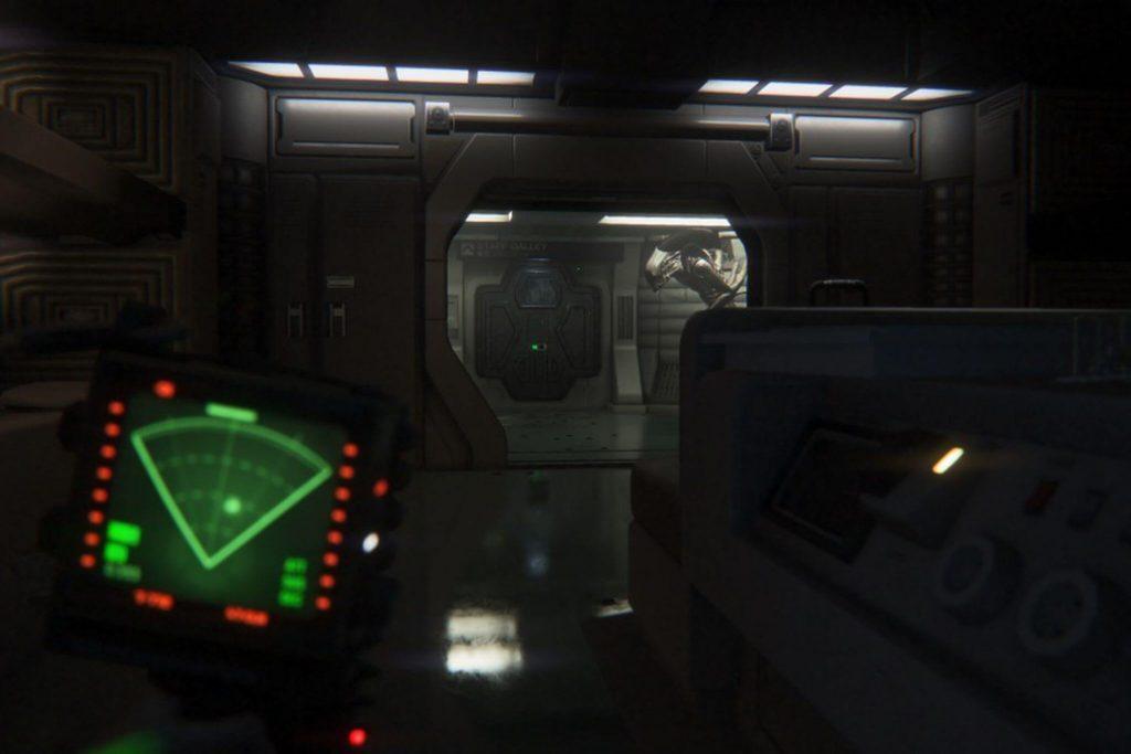 Alien Isolation позволяет думать, что вы хорошо умеете прятаться