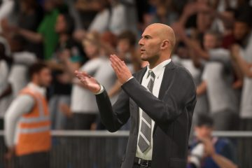 Зинедин Зидан будет на обложке FIFA 20 Ultimate Edition