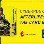 Анонсирована карточная игра по вселенной Cyberpunk 2077