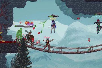 Анонсирована консольная версия Warlocks 2: God Slayers