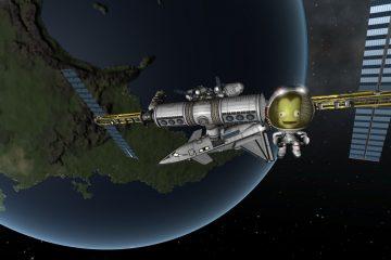 Анонсировано продолжение Kerbal Space Program 2