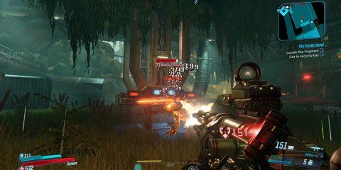 Лучшие пушки из последней геймплейной демонстрации Borderlands 3
