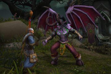 Blizzard думает над дополнением Burning Crusade для WoW: Classic
