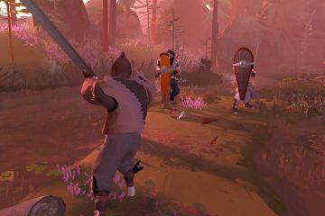Boreal Blade - новая игра от создателей серии Trine