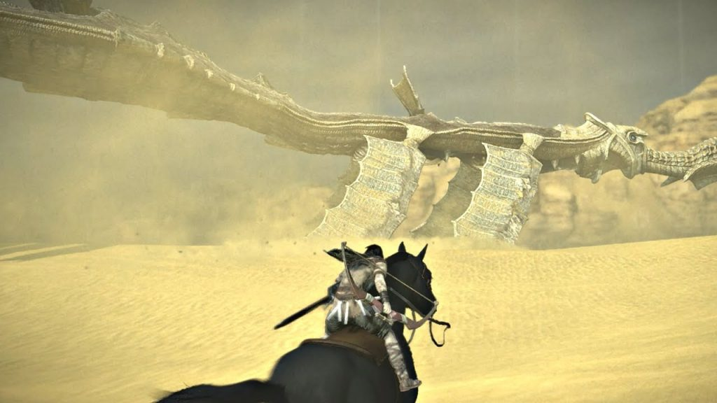 Shadow of the Colossus – Фаланкс