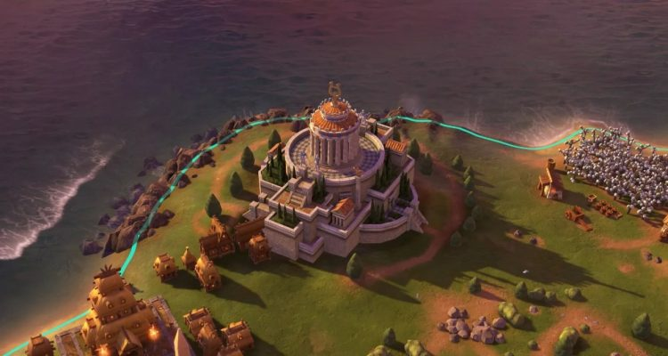 Цивилизация 6 может получить третье большое дополнение