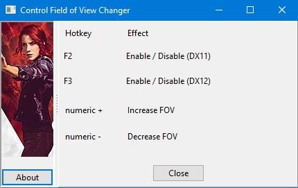 Мод для Control позволяет менять угол обзора и работает с DX11 и DX12