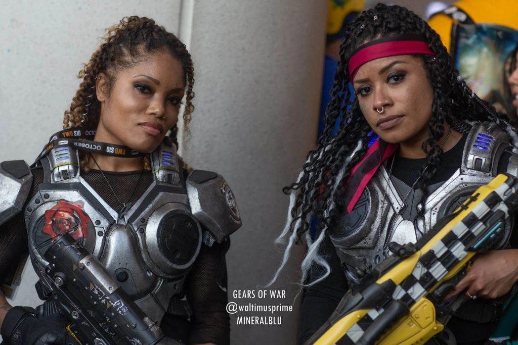 Лучший косплей с Comic Con 2019 в Сан-Диего