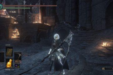 Мод NieR Automata для Dark Souls 3 позволяет вам играть за 2B